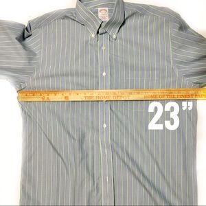 Brooks Brothers Shirts - Brooks Brothers 16-4/5 Blue No-Iron Dress Shirt